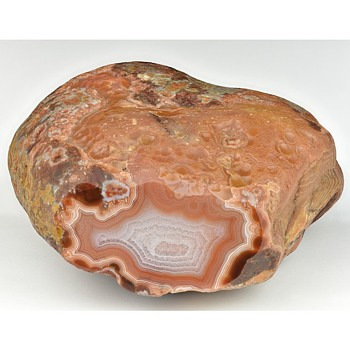 Lake Superior Agate (with a rarely seen feature)