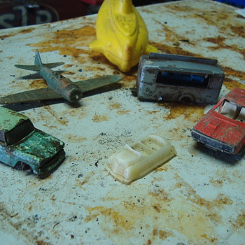 toys from the dump
