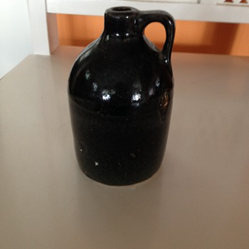 small jug - Art Pottery