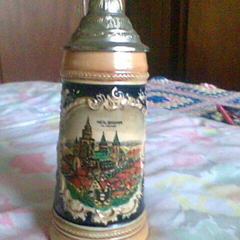 German Beer stein from 1959 - Breweriana