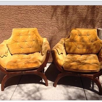 Estate Sale Chairs - Furniture