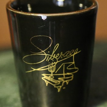 Liberace Shot Glass