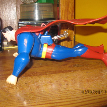 superman needs your help
