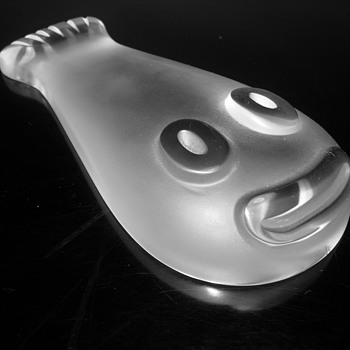 MARISCAL FOR LALIQUE - FRANCE  - Art Glass