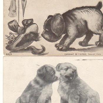 My favorite Postcards - Postcards