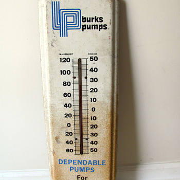 Burks Thermometer