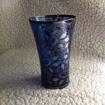 Cobalt glass tumbler ?