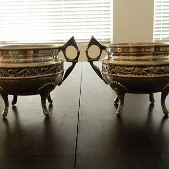 Silver pots?? - Sterling Silver