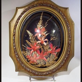 Vintage FLORA - HAWAII ( 24kt Gold Encased ) - Visual Art