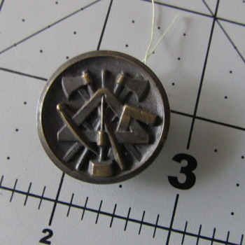 Vintage Stud Button - Sewing
