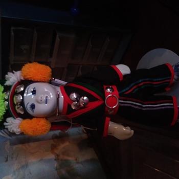 Japanese  porcelain doll