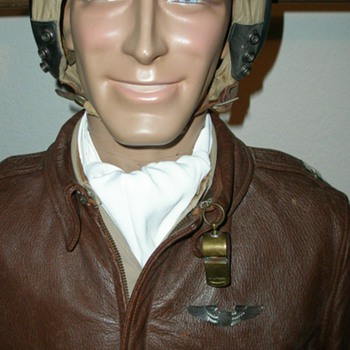 US Army Air Corps A-2 Flight Jacket