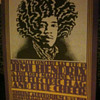 Jimi Hendrix Retro Poster