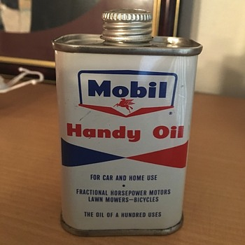 Mobil Handy oil can 4oz -- more info please