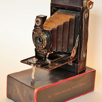 No.2 Kodak Autographic Brownie
