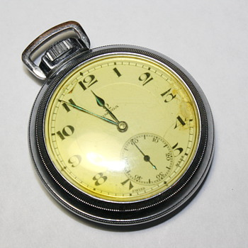 Omega 17 Jewel 54mm Pocket Watch - Pocket Watches