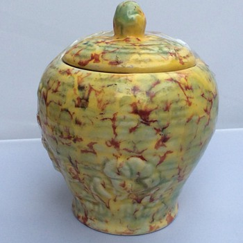 Unusual pottery