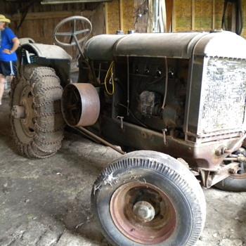 McCormick Deering Tractors - Tractors