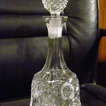 Wine Decanter - Glassware