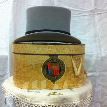 Vintage Top Hat Collection