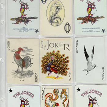 Flying Jokers - Cards