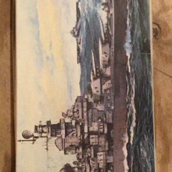 U.S Battleship Bb-63 - Toys