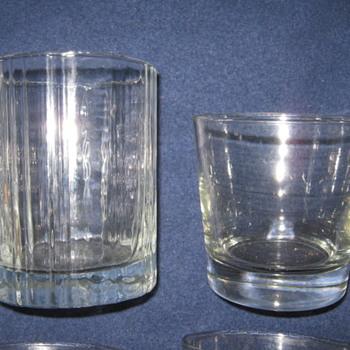 Finnish Nuutajärvi glasses ? - Glassware
