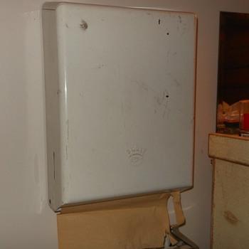 Crown Zellerbach Vintage Paper Towel Dispenser