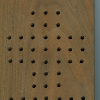 Unknown Peg Board game