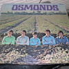 THE OSMONDS SEALED SELF TITLED ALBUM MGM 4724