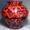"Loetz ""Diaspora New"" vase 1930's"