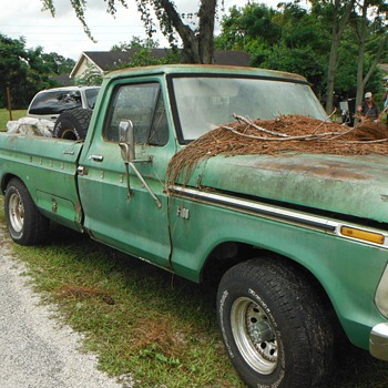 New Project 1973 Ford F-100 Sportsman Custom Camper Special