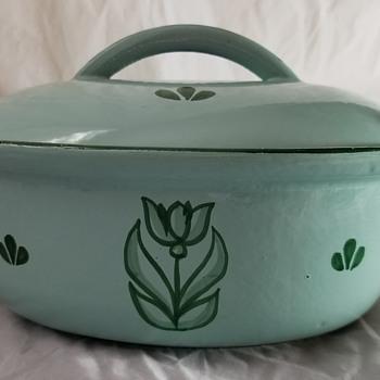 Dru - Made in Holland #20 green casserole