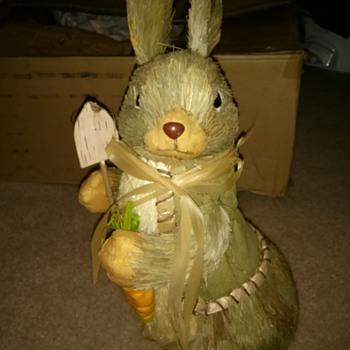 Grass Bunny Rabbits