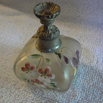 Antique Perfume Bottle - Bottles