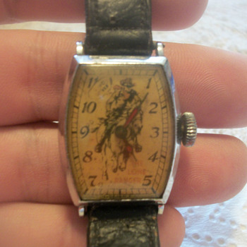 1939 New Haven Lone Ranger - Wristwatches