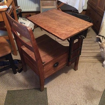 Another desk.... - Furniture