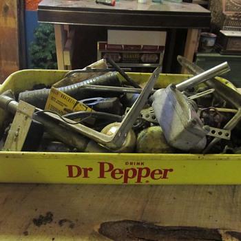 Garton delivery trike promo box - Toys