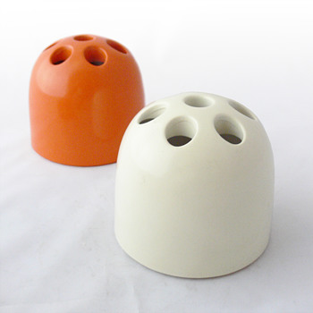 DEDALINO pencil holders, Emma Gismondi Schweinberger (Artemide, 1966)
