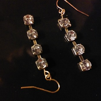 Dangleing Diamonds! - Fine Jewelry