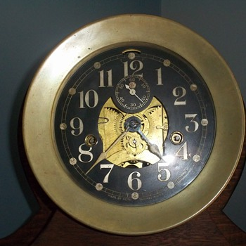 Seth Thomas ship clock