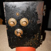 Antique Cast Iron Still Coin Bank