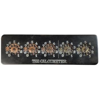 The Calcumeter
