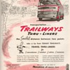 1953 - Trailways Bus Advertisements