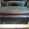 Antique Leather Soft Top Trunk late 1700&#039;s early 1800&#039;s