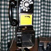 1950's - 60's Automatic Electric - pay phone