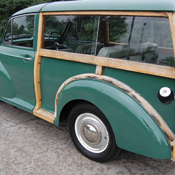 1962-morris minor 1000 traveller
