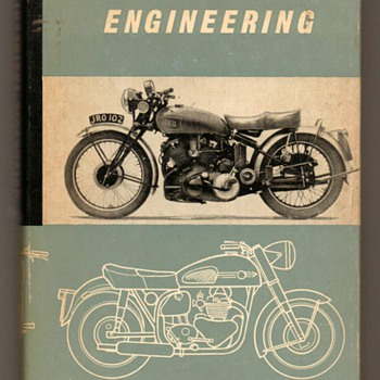1962 - Motorcycle Engineering - Books