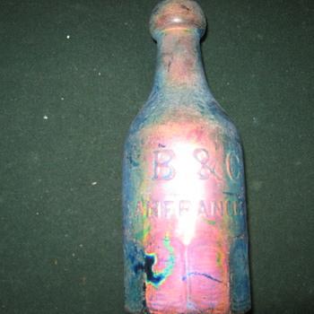 B&G SODA S.F. - Bottles