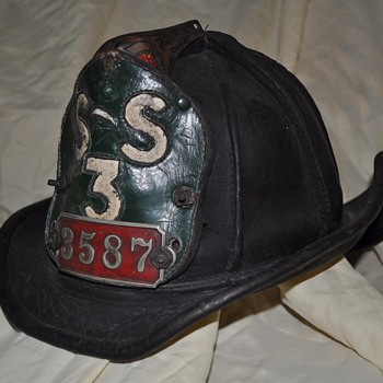 Chicago SS 3 Helmet - Firefighting